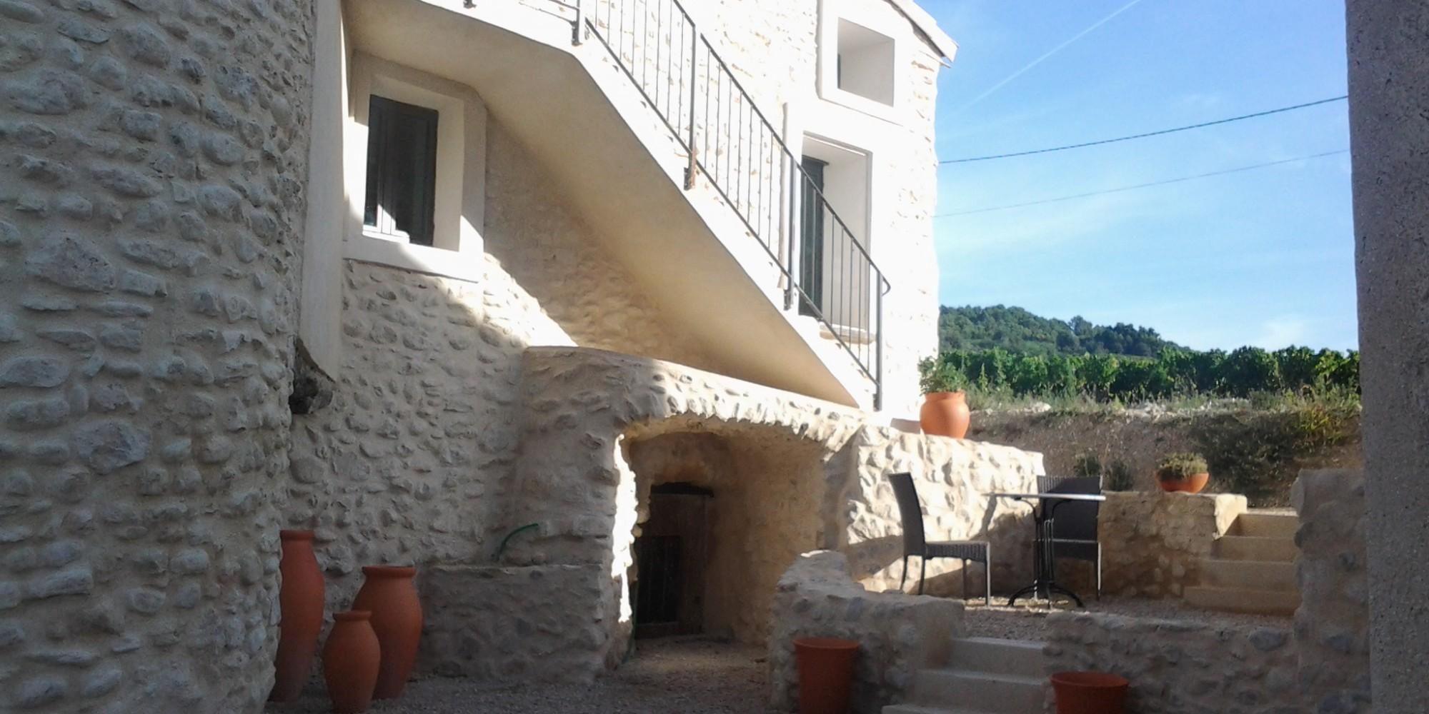 Terrasse Rom